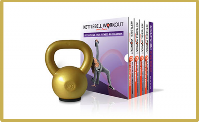 Strakke buik Kettlebell Workout