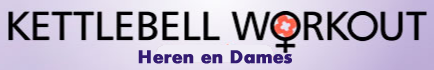 Kettlebell Training voor dames en heren