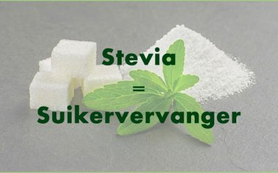 Stevia de Suikervervanger