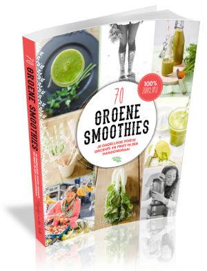Groene smoothies - gezond en nog lekker ook