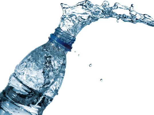 drink genoeg water