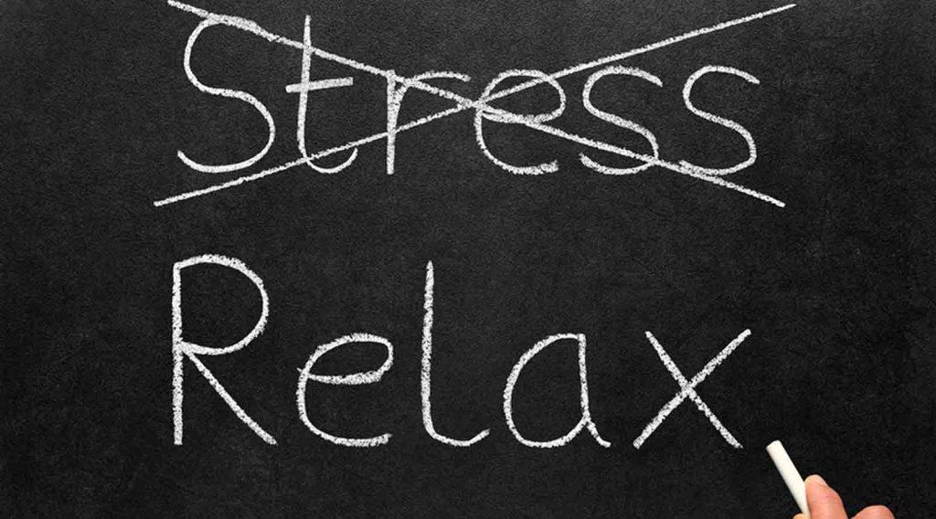 stress werkt slecht bij afslanken