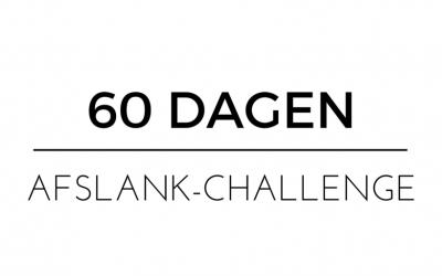 gezond afvallen met de 60 dagen afslank challenge