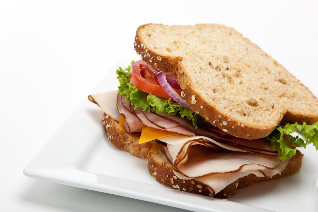 gezond broodje tussendoor
