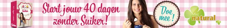 start 40 dagen zonder suiker - tips-omaftevallen