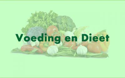 Voeding en diëten algemeen