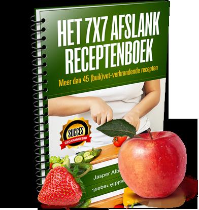 7x7receptenboek-boek