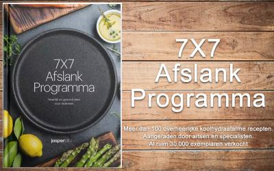 het-snelle-7×7-afslank-receptenboek