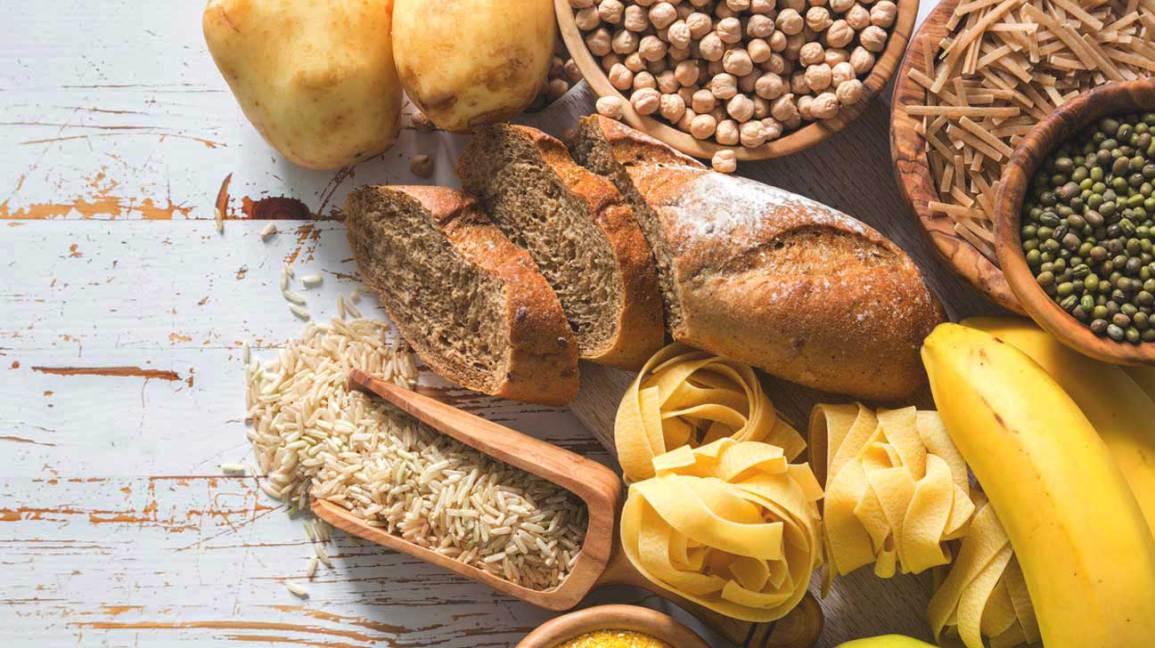 complexe koolhydraten - koolhydraatarm eten