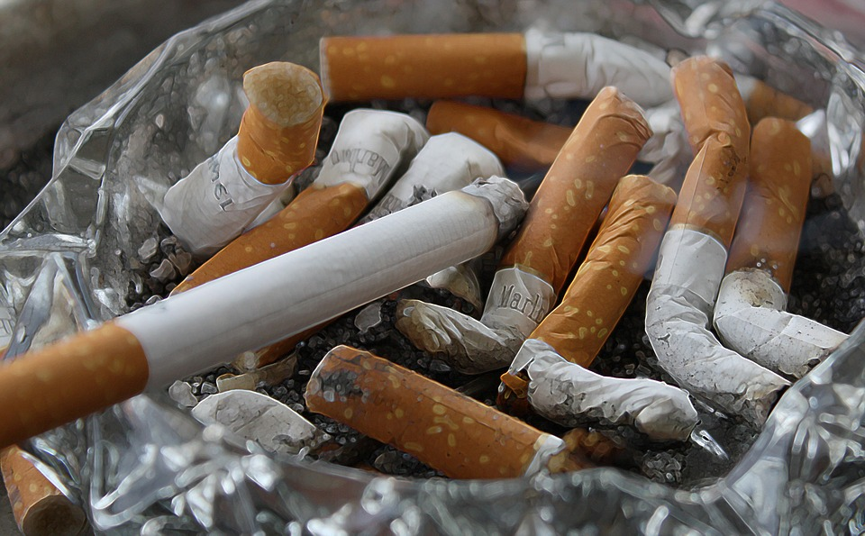 Geen Sigaretten - tipsomaftevallen.nl