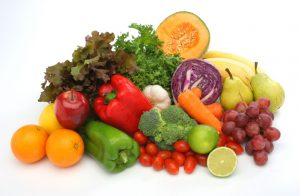 groente en fruit - gezonde lifestyle